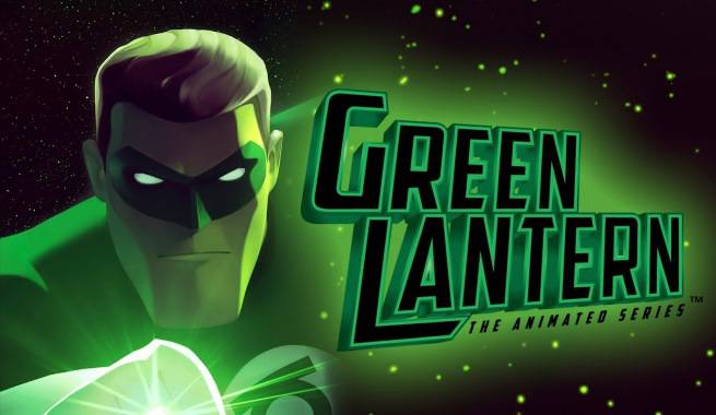 Green Lanter the Animated Series