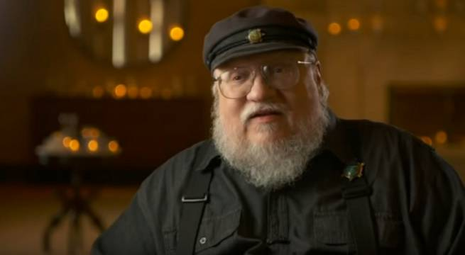 "George R.R. Martin: ""Please, Let This Wretched Year Come To An End."""