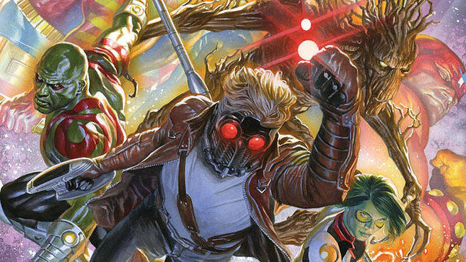 Guardians of the Galaxy - Cosmic Marvel