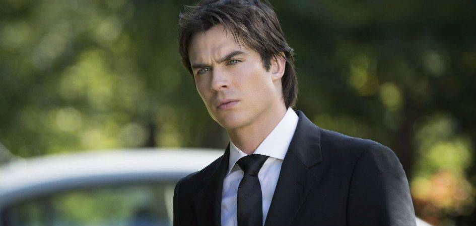 Ian Somerhalder Knows Returning to Vampire Genre for 'V-Wars' Sounds 'Insane'