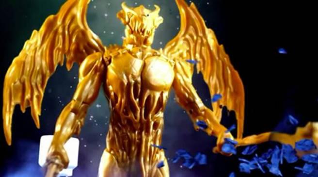 Internet Reactions Goldar Power Rangers Movie