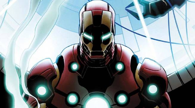 Iron Man Bleeding Edge Armor Spider-Man Homecoming