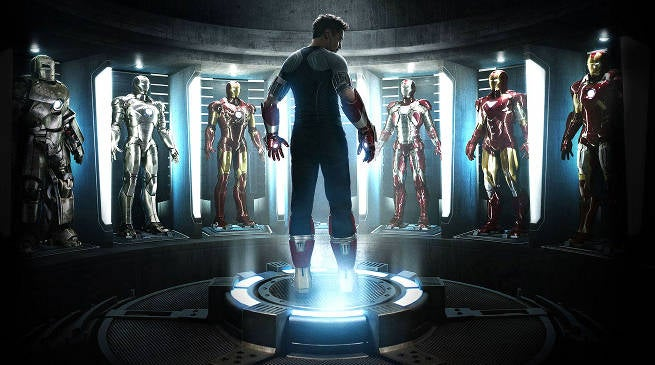 Iron Man MCU Armors