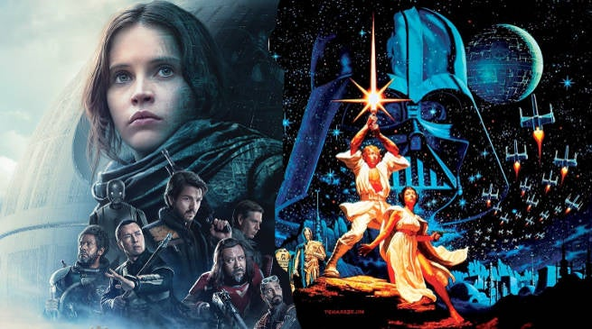 Is Rogue One Star Wars Story Worse Without Skywalker Saga