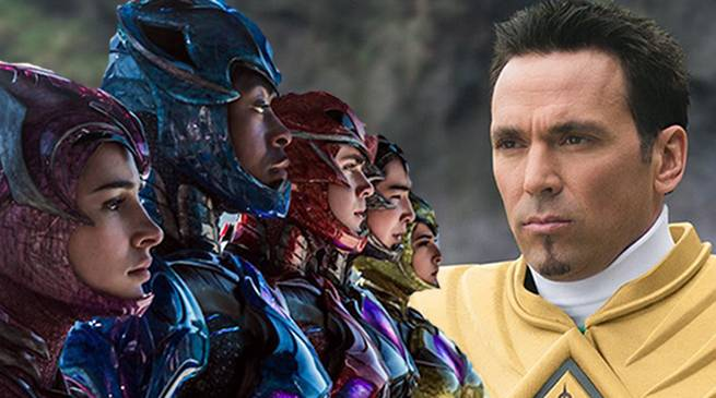 Jason David Frank Power Rangers Movie (2017) Cameo