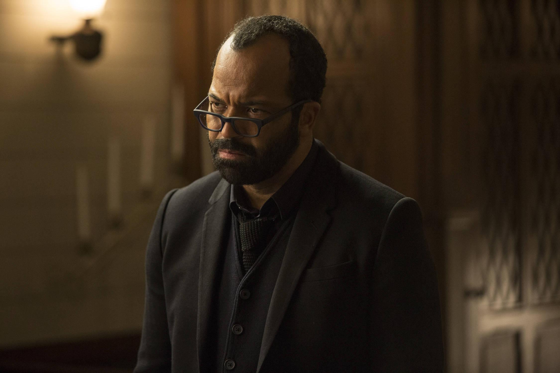 Jeffrey Wright as Bernard- credit John PJohnson HBO