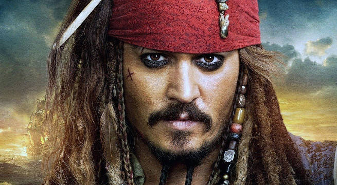 Johnny Depp Wins People's Choice Awards Favorite Movie Icon