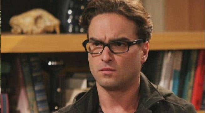 johnny galecki the big bang theory christmas vacation 2016