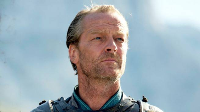 Iain Glen on Jorah's 'Game of Thrones' Future: 'I'm in trouble'