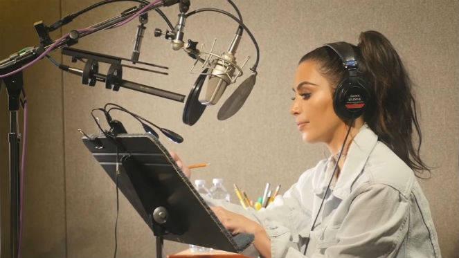 Kim Kardashian moblie game