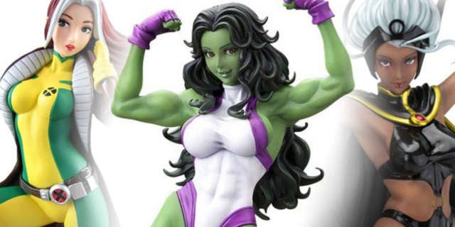 Kotobukiya-Marvel-Statues-Header