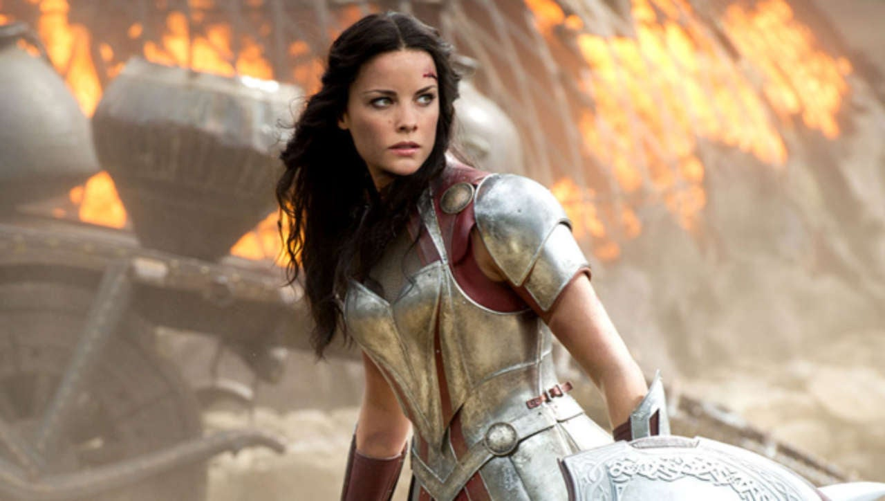 Thor Star Jaimie Alexander Shares Video of Her Surgery Stitches Being Removed
