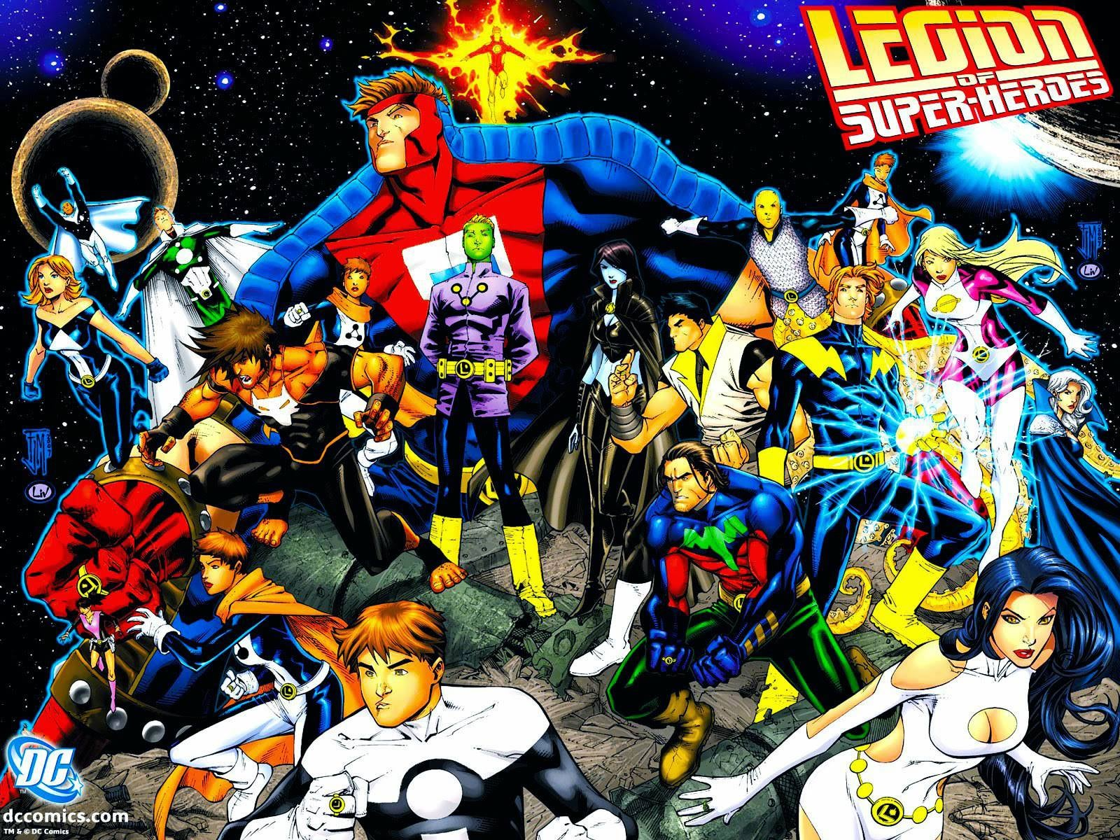 legion-of-super-heroes