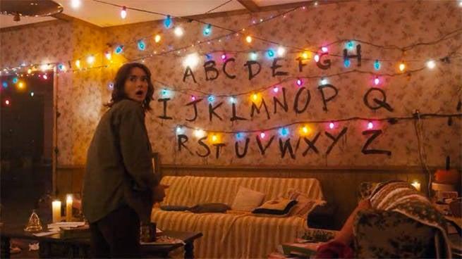 lights stranger