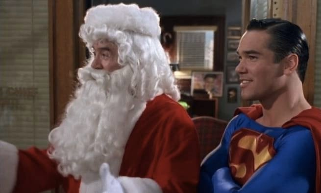 lois-and-clark-superman-and-santa