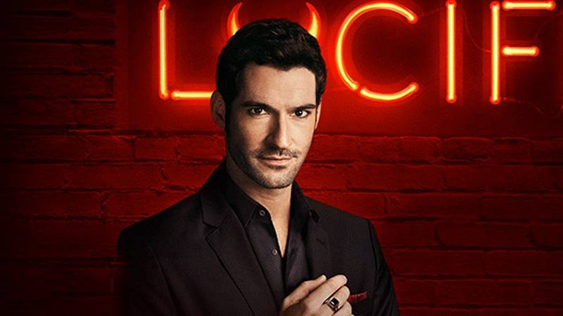Lucifer Best Comic Book TV Shows