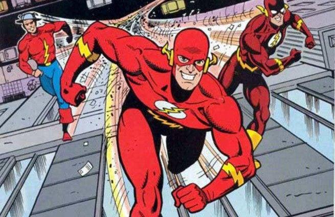 Mark Waid Flash - The Return of Barry Allen