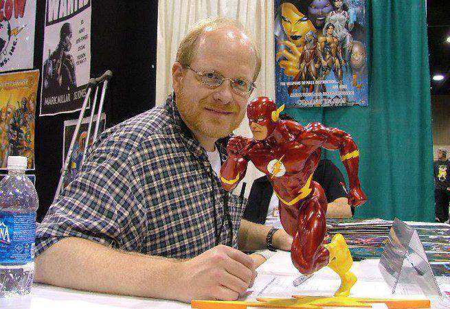 Mark Waid Flash - The Writer