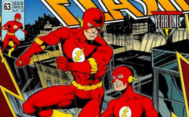Mark Waid Flash - Year One