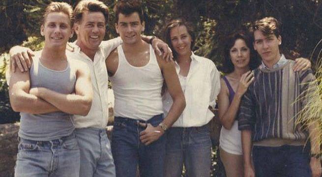 martin-sheen-family