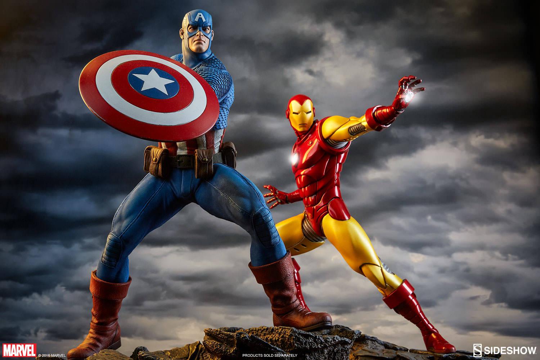 marvel-captain-america-avengers-assemble-statue-19