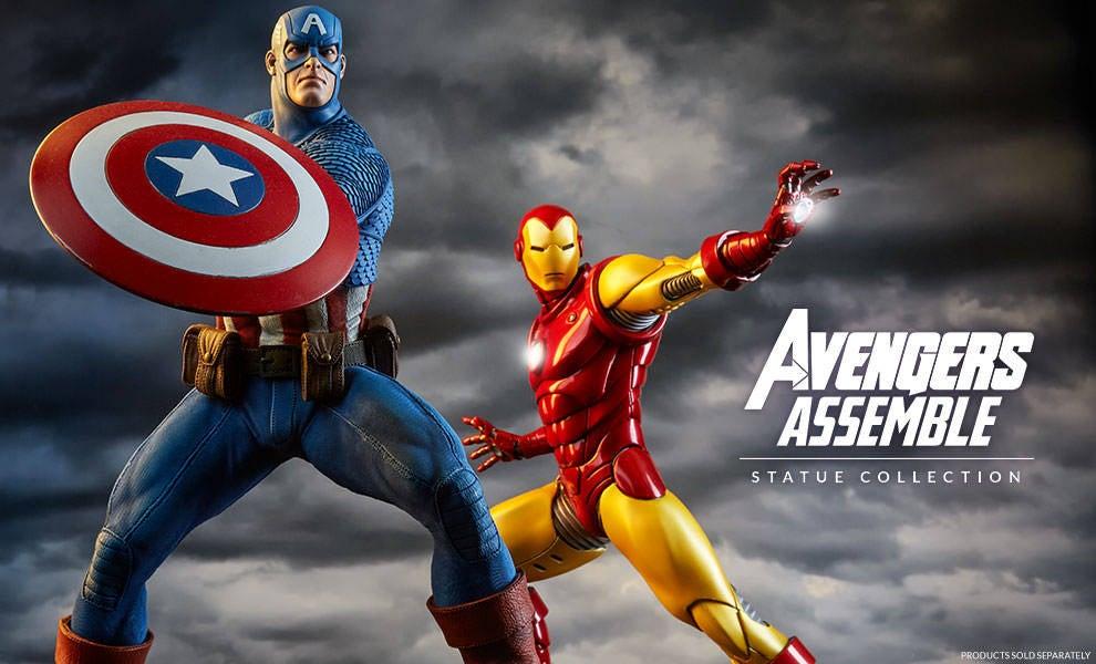 marvel-captain-america-avengers-assemble-statue-22