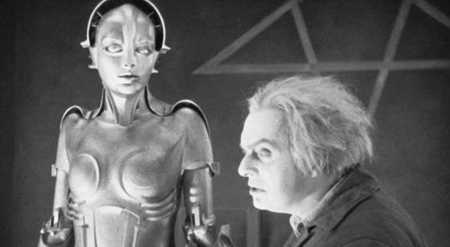 maschinenmensch robot android metropolis