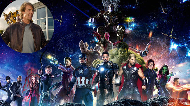 Michael Bay Wont Direct Marvel Movie Sequels