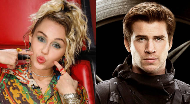 Miley and Liam holidays