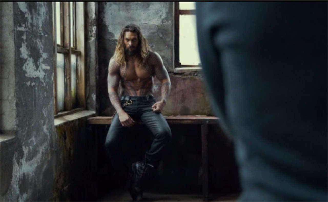 New Jason Momoa Aquaman Photos Revealed