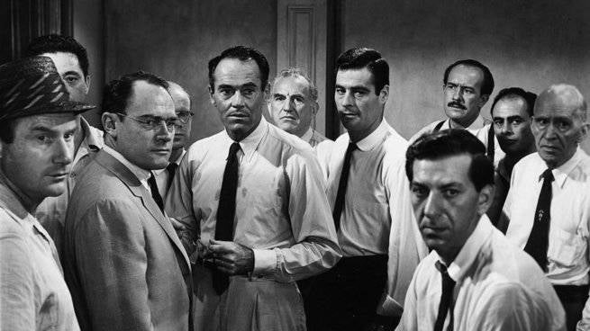 Movies for 2017 - 12 Angry Men