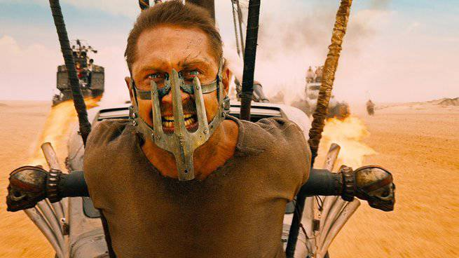 Movies for 2017 -  Cover - Fury Road