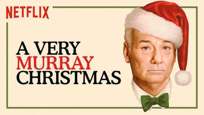 Netflix - A Very Murray Christmas