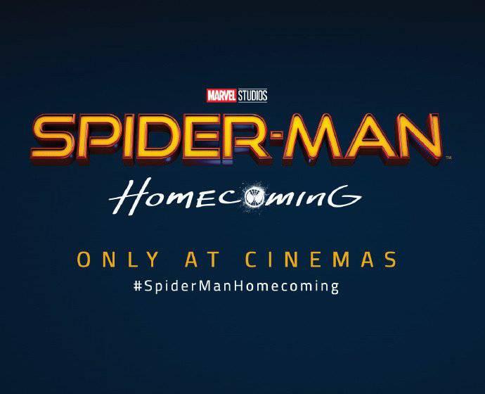 New Spider-Man Homecoming Logo