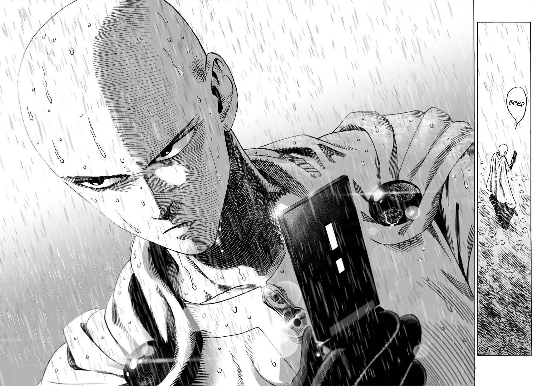 One Punch Man Artist Yusuke Murata Mourns Father S Passing