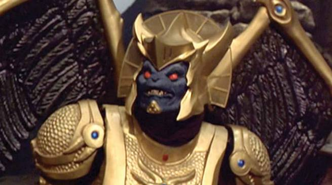 Power Rangers TV Series Classic Goldar