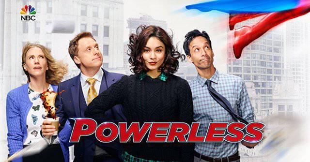 Powerless-poster