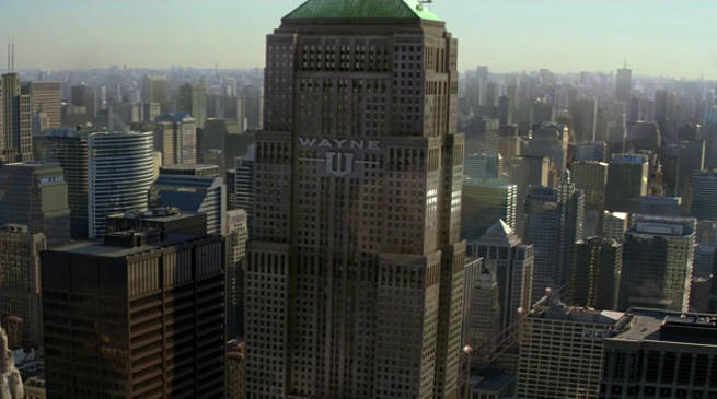Powerless TV Series - Batman Wayne Enterprises Security