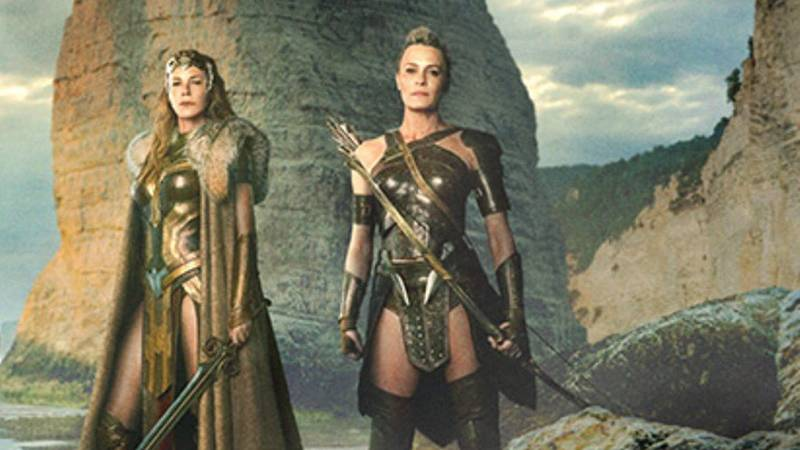Queen Hippolyta Connie Nielsen Wonder Woman