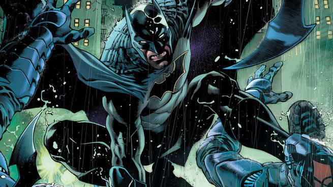 Rebirth Top 10 - Detective Comics