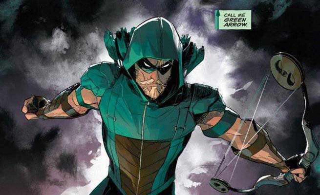 Rebirth Top 10 - Green Arrow