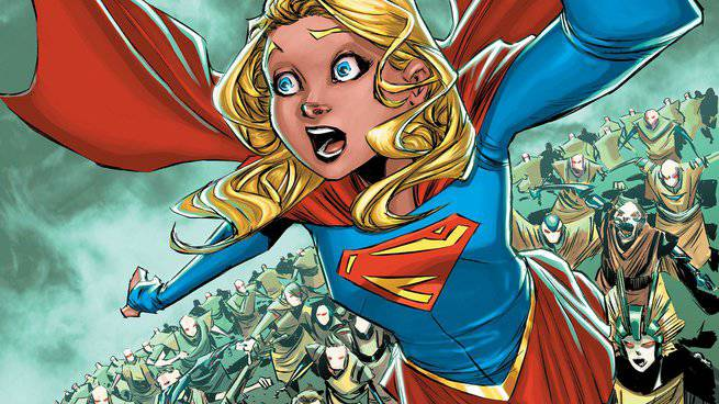 Rebirth Top 10 - Supergirl