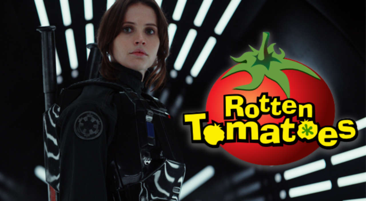 Rogue One A Star Wars Story Reviews Are In On Rotten Tomatoes