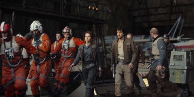 Rogue One Star Wars Story Rebellion