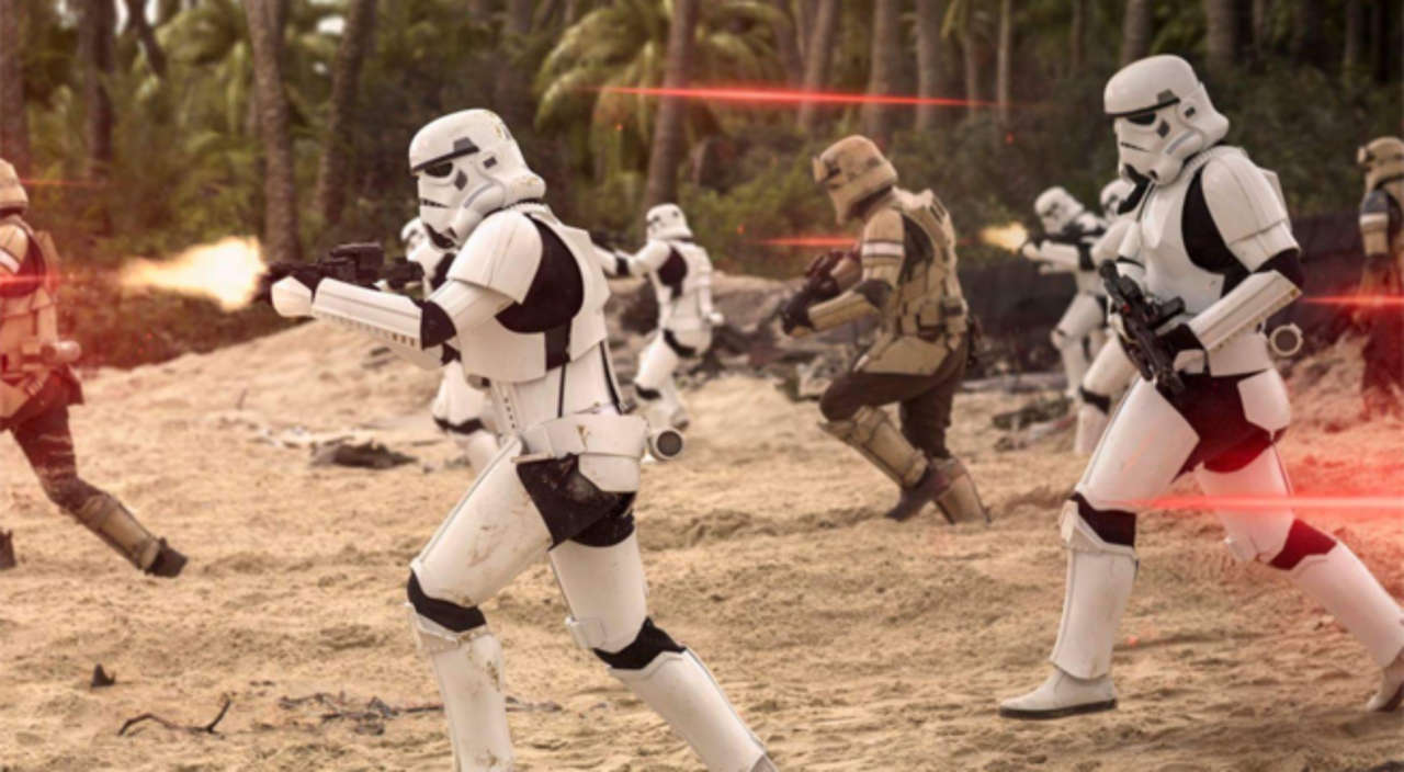 Star Wars: There Were Imperial Female Stormtroopers in Rogue One