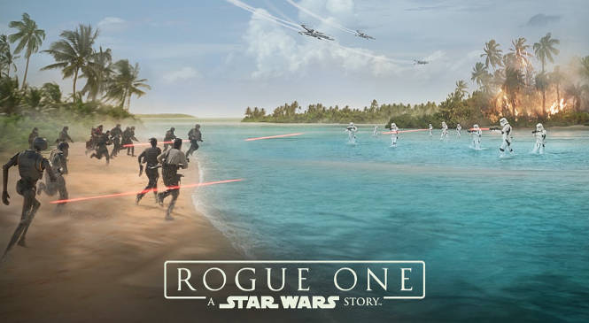 Rogue One Surrender Save Rebellion TV Spots