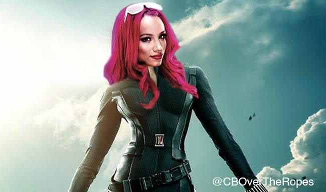 Sasha Black Widow
