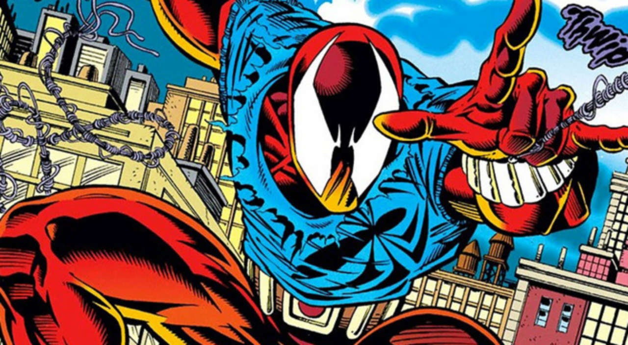 how the original scarlet spider returned to the marvel universe