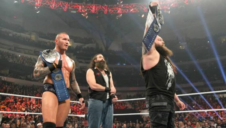Wyatt Family wins TLC