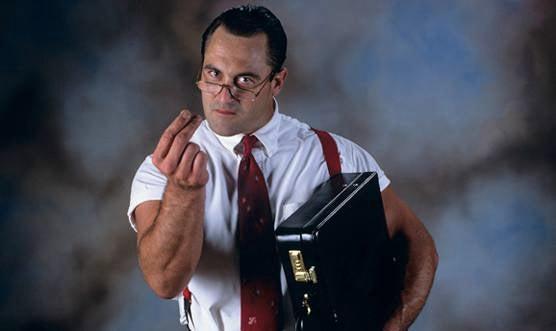 I.R.S. WWE
